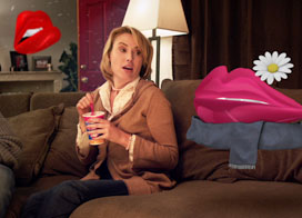 Post image for DQ – LIPS CAMPAIGN