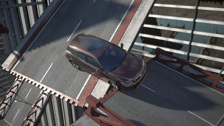 Post image for LEXUS – DEFY CONVENTION