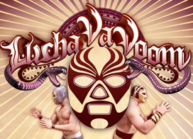 Post image for LUCHA