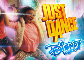 Post image for JUST DANCE DISNEY PARTY