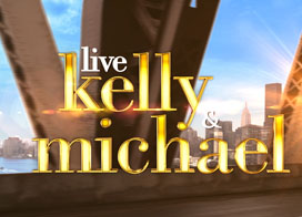 Post image for LIVE! WITH KELLY & MICHAEL