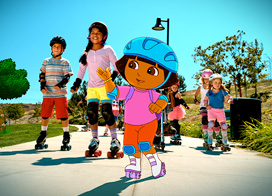 Post image for DORA – ROLLER SKATES