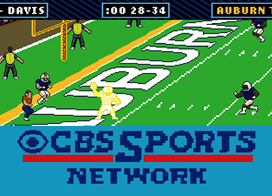 Post image for CBS SPORTS —8 BIT