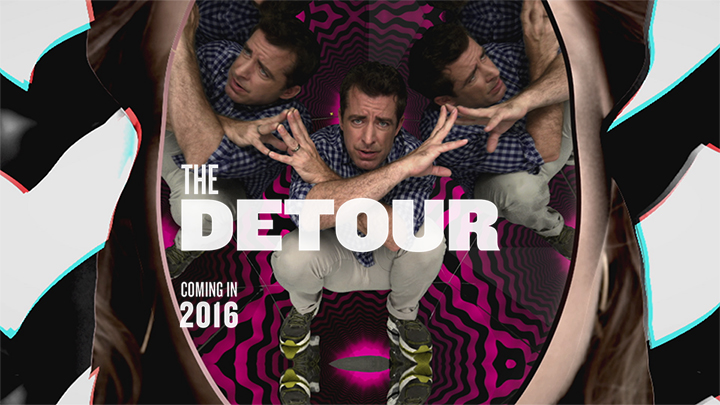 Post image for TBS – THE DETOUR