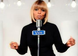 Post image for THE VIEW – MUSIC VIDEO WITH MARY J BLIGE