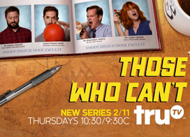 Post image for TruTV — Those Who Can't
