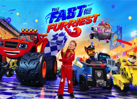 Post image for NICK JR — THE FAST & THE FURRIEST