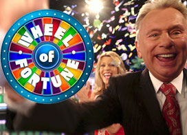 Post image for WHEEL OF FORTUNE