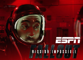 Post image for Mission Impossible/ESPN with James Harden